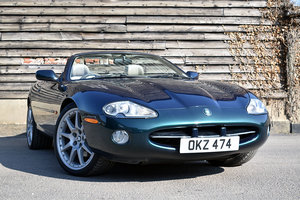 Jaguar XK8 4.0 Convertible Auto + RAC Approved