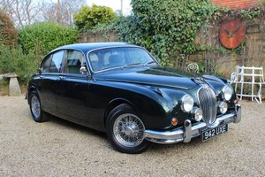 Picture of 1960 Jaguar MKII 3.4 Manual, Modernised to todays standards. For Sale