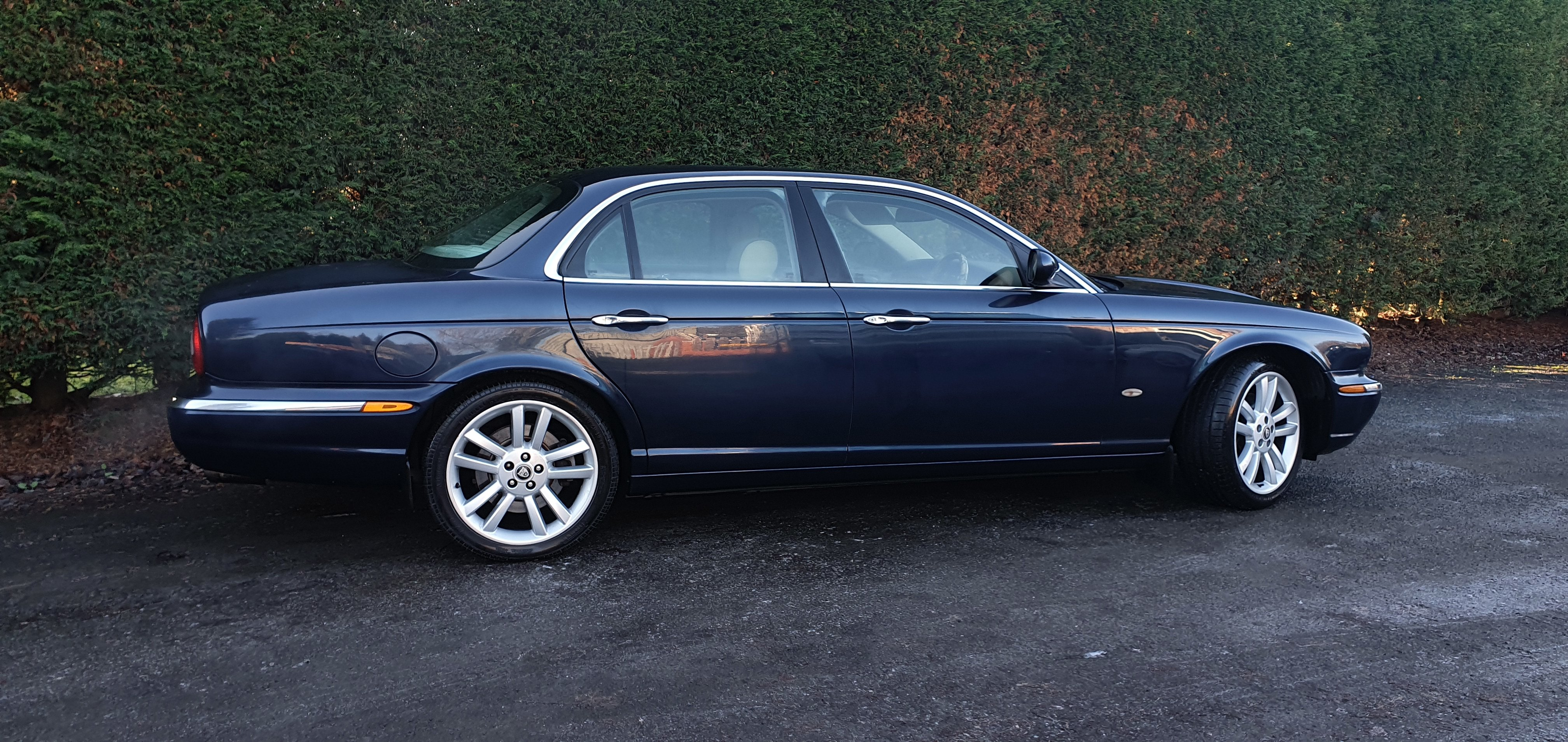 2007 X356 3.0 V6 XJ SOVEREIGN, FULL M/D HISTORY, UK CAR For Sale (picture 2 of 3)