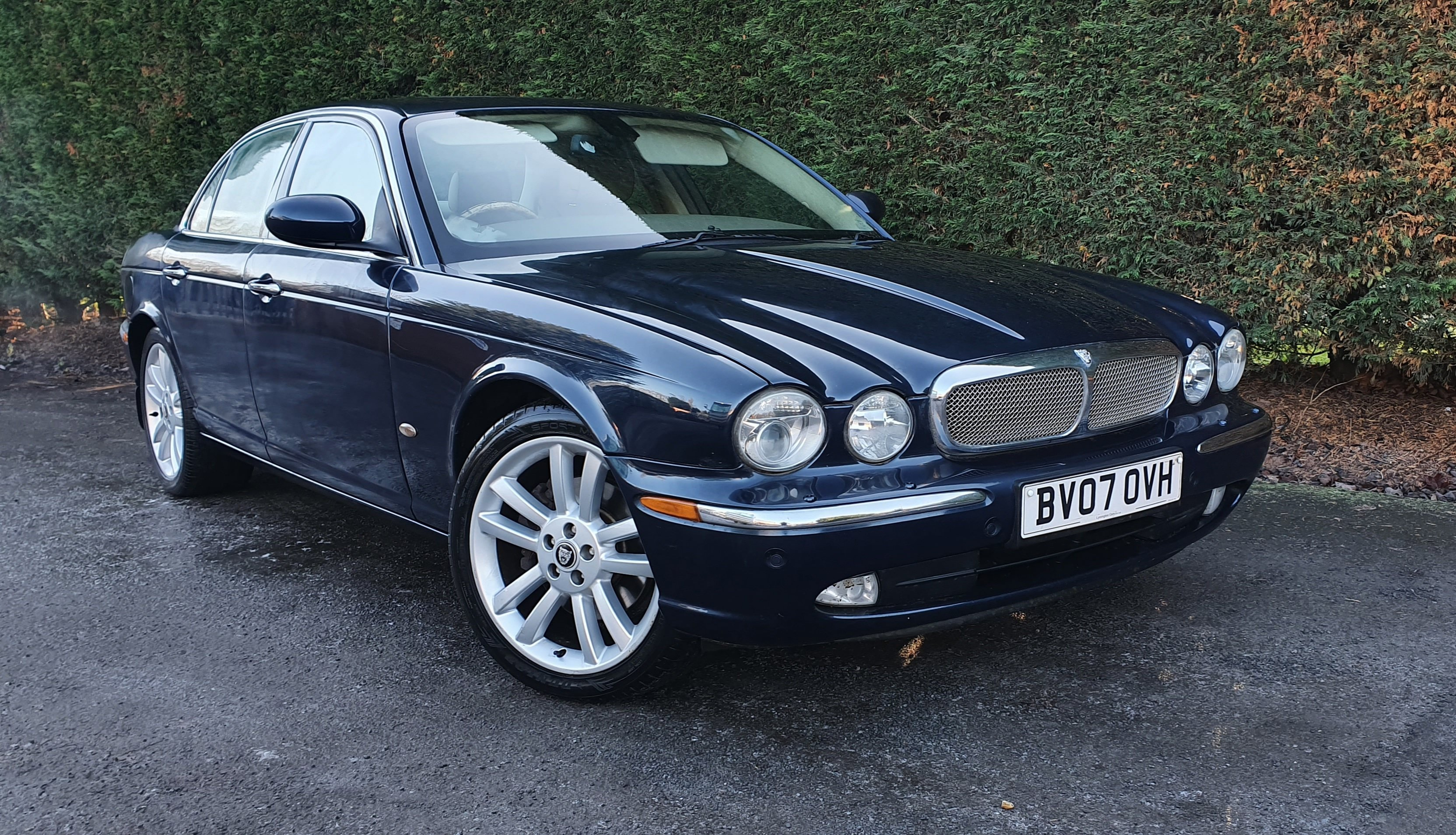 2007 X356 3.0 V6 XJ SOVEREIGN, FULL M/D HISTORY, UK CAR For Sale (picture 3 of 3)