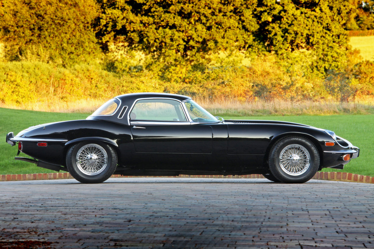 1972 1971 Jaguar E-Type S3 V12 Roadster - Beautifully Restored For Sale (picture 2 of 5)