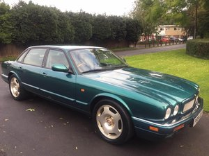 Picture of Jaguar XJR X306 1996 52816 miles  totally original rust free For Sale