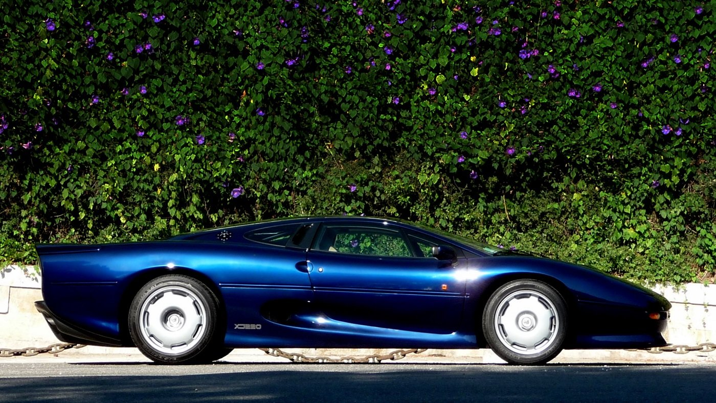 1996 JAGUAR XJ 220  1000 km. For Sale (picture 3 of 12)
