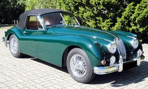 Picture of Jaguar XK 140 DHC - 1956 For Sale