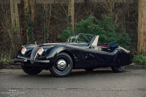 Picture of 1952 JAGUAR XK 120 Drophead Coupé For Sale