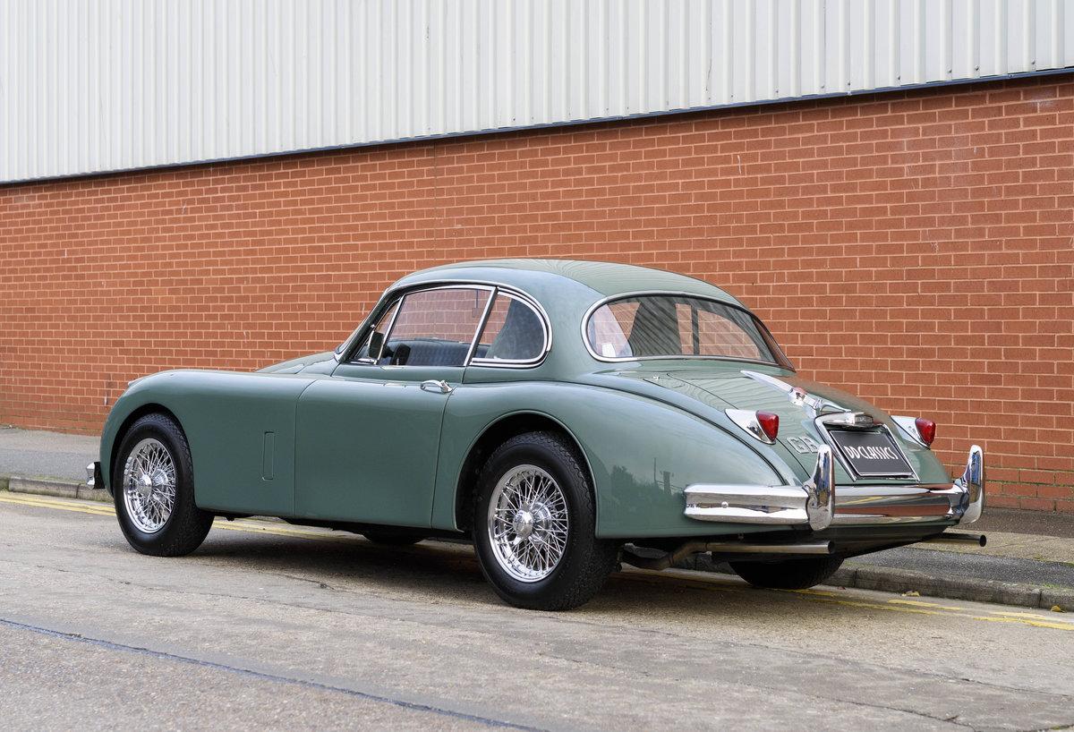1959 Jaguar XK150 FHC 3.8 (RHD) For Sale (picture 4 of 33)