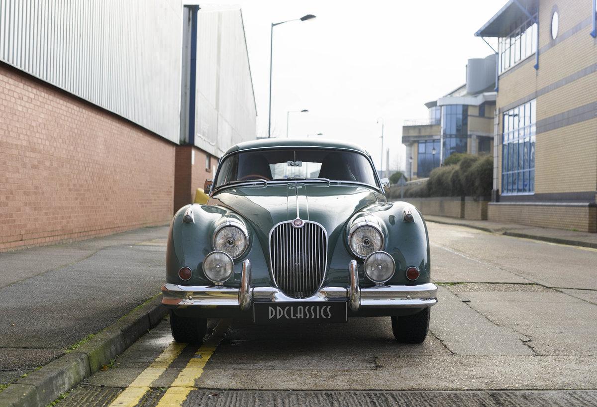 1959 Jaguar XK150 FHC 3.8 (RHD) For Sale (picture 5 of 33)
