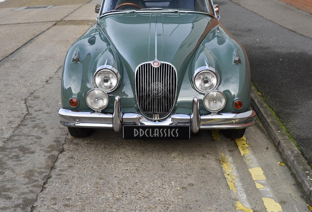 1959 Jaguar XK150 FHC 3.8 (RHD) For Sale (picture 7 of 33)