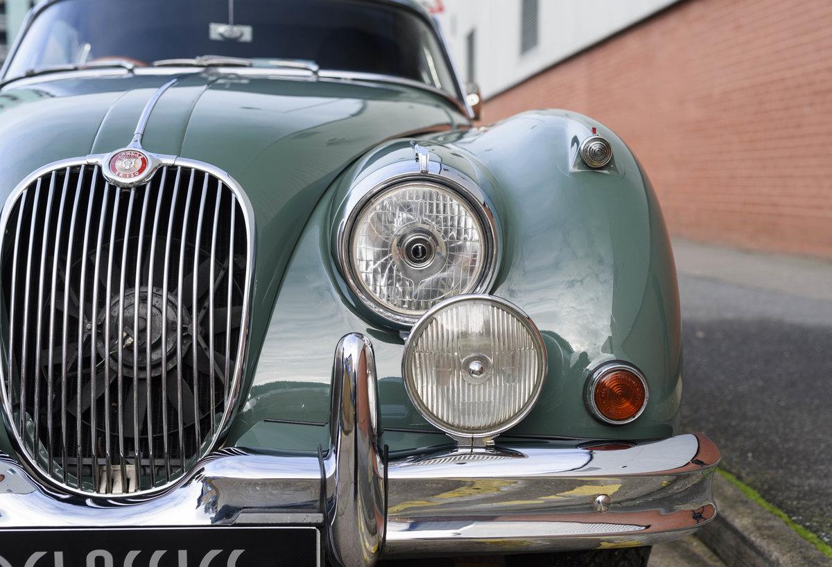 1959 Jaguar XK150 FHC 3.8 (RHD) For Sale (picture 9 of 33)