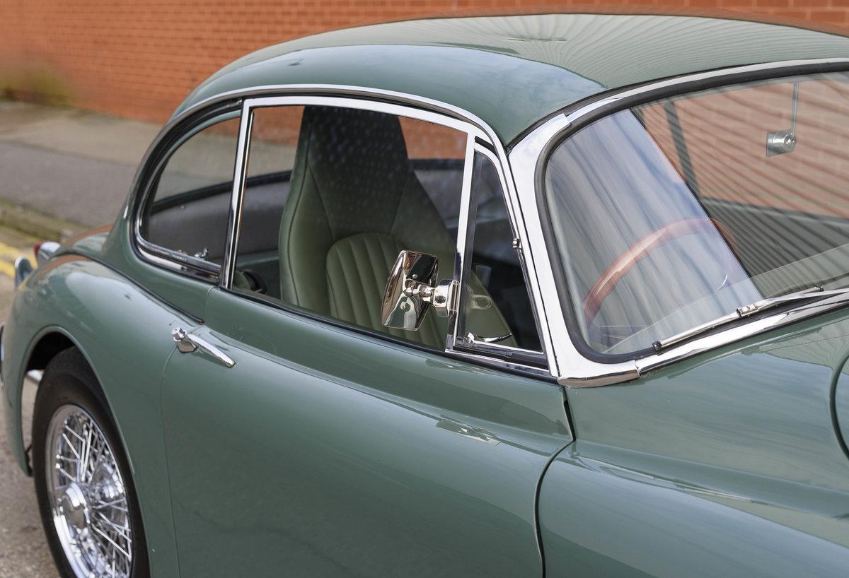 1959 Jaguar XK150 FHC 3.8 (RHD) For Sale (picture 13 of 33)