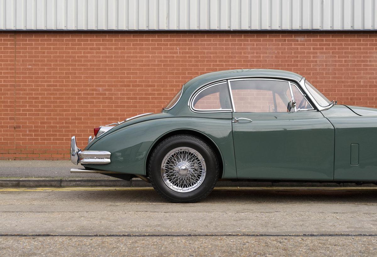 1959 Jaguar XK150 FHC 3.8 (RHD) For Sale (picture 14 of 33)
