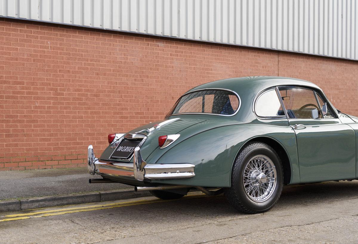1959 Jaguar XK150 FHC 3.8 (RHD) For Sale (picture 15 of 33)
