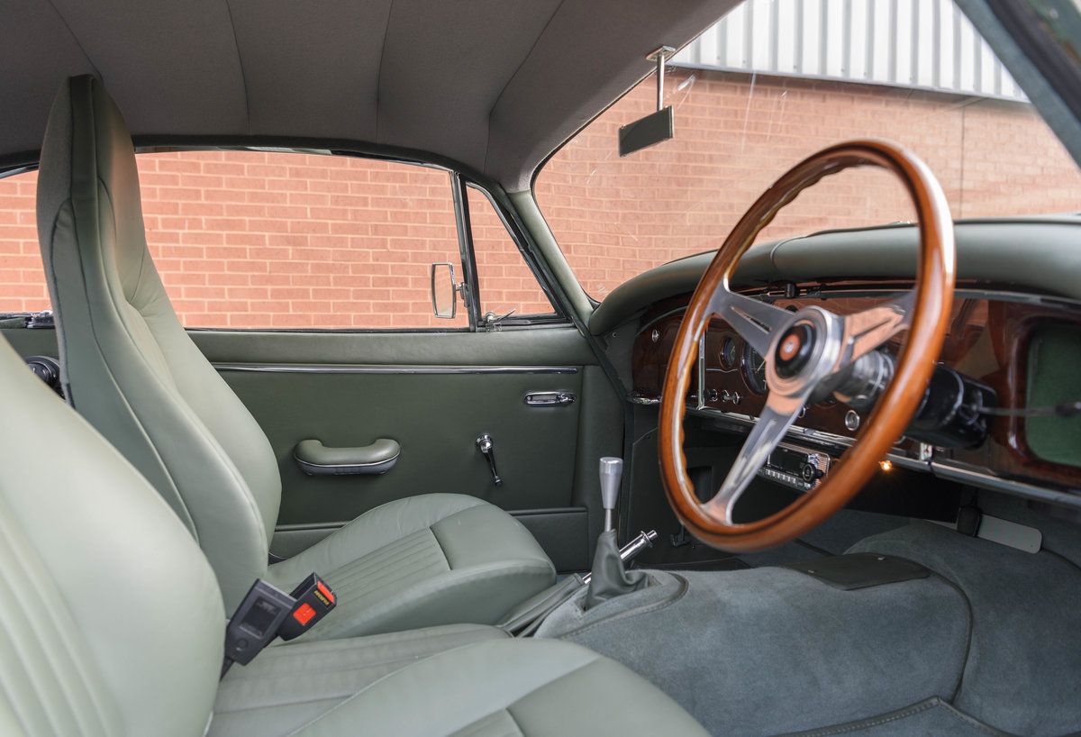 1959 Jaguar XK150 FHC 3.8 (RHD) For Sale (picture 25 of 33)