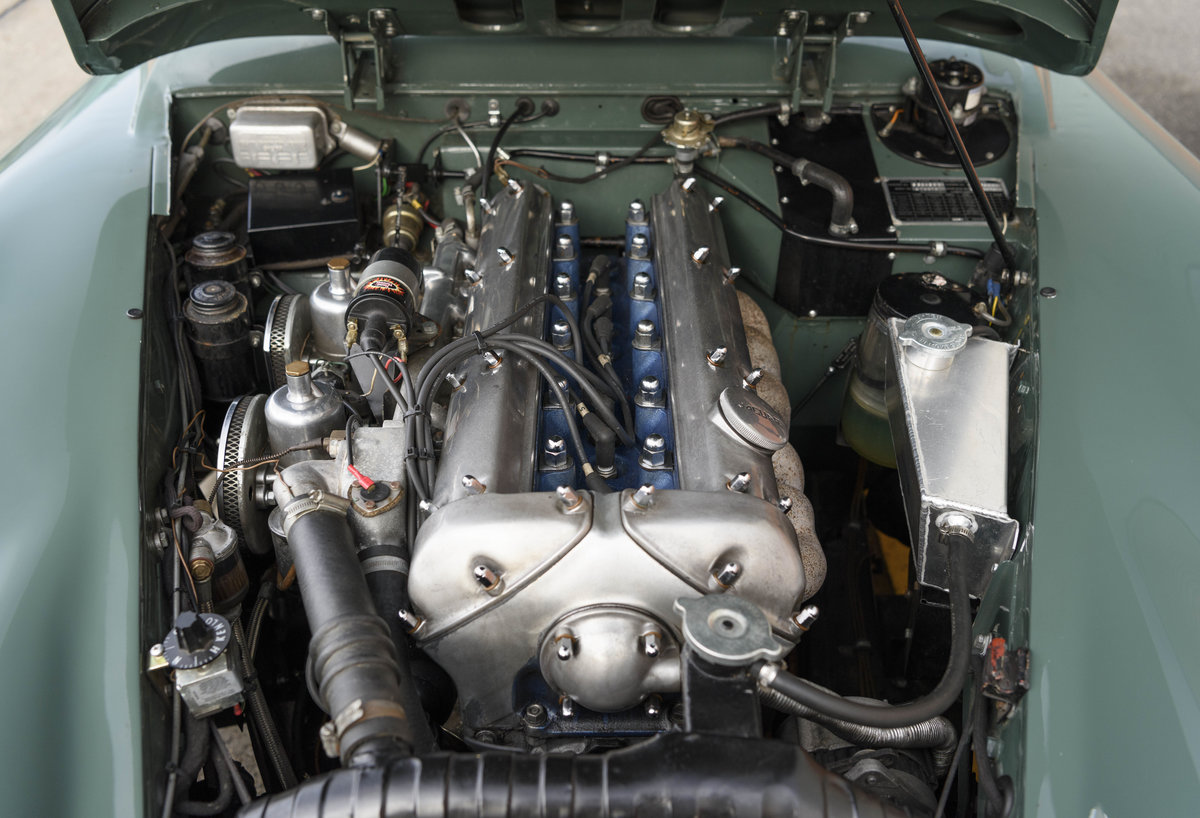 1959 Jaguar XK150 FHC 3.8 (RHD) For Sale (picture 31 of 33)
