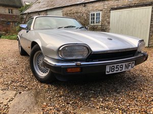 Picture of A 1992 Jaguar XJS - 14/07/2021 For Sale by Auction