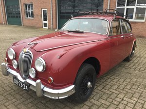 Picture of 1962 Jaguar Mk2 4.2 'fast road special' SOLD