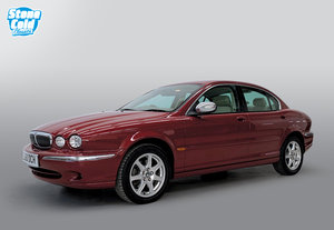 Picture of 2002 Jaguar X-type 2.1 V6 manual with just 10,900 miles SOLD