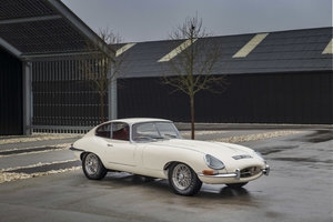 Picture of 1965 JAGUAR SERIES 1, 4.2, FIXED HEAD COUPE For Sale