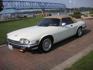 Picture of 1988 Jaguar XJS V-12 Hess & Eisenhardt Convertible For Sale