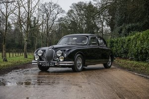 Jaguar Mk1 3.8 'The Ultimate Fast Road Specification'