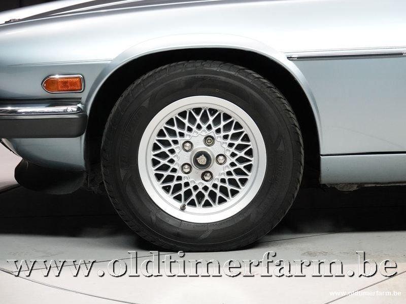 1990 Jaguar XJS V12 Convertible '90 For Sale (picture 6 of 12)