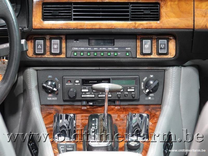 1990 Jaguar XJS V12 Convertible '90 For Sale (picture 8 of 12)