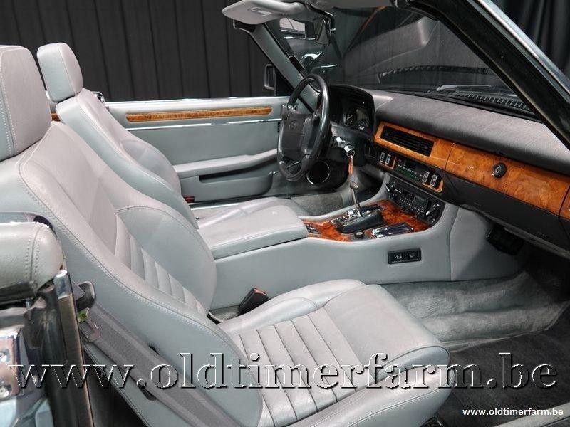 1990 Jaguar XJS V12 Convertible '90 For Sale (picture 9 of 12)