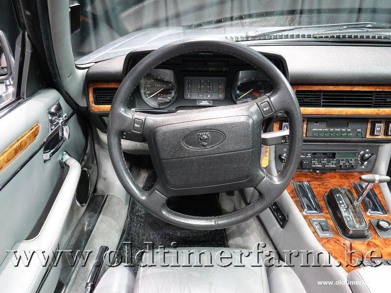 1990 Jaguar XJS V12 Convertible '90 For Sale (picture 11 of 12)