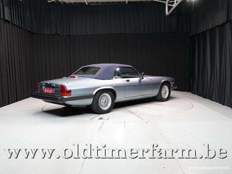 1990 Jaguar XJS V12 Convertible '90 For Sale (picture 12 of 12)