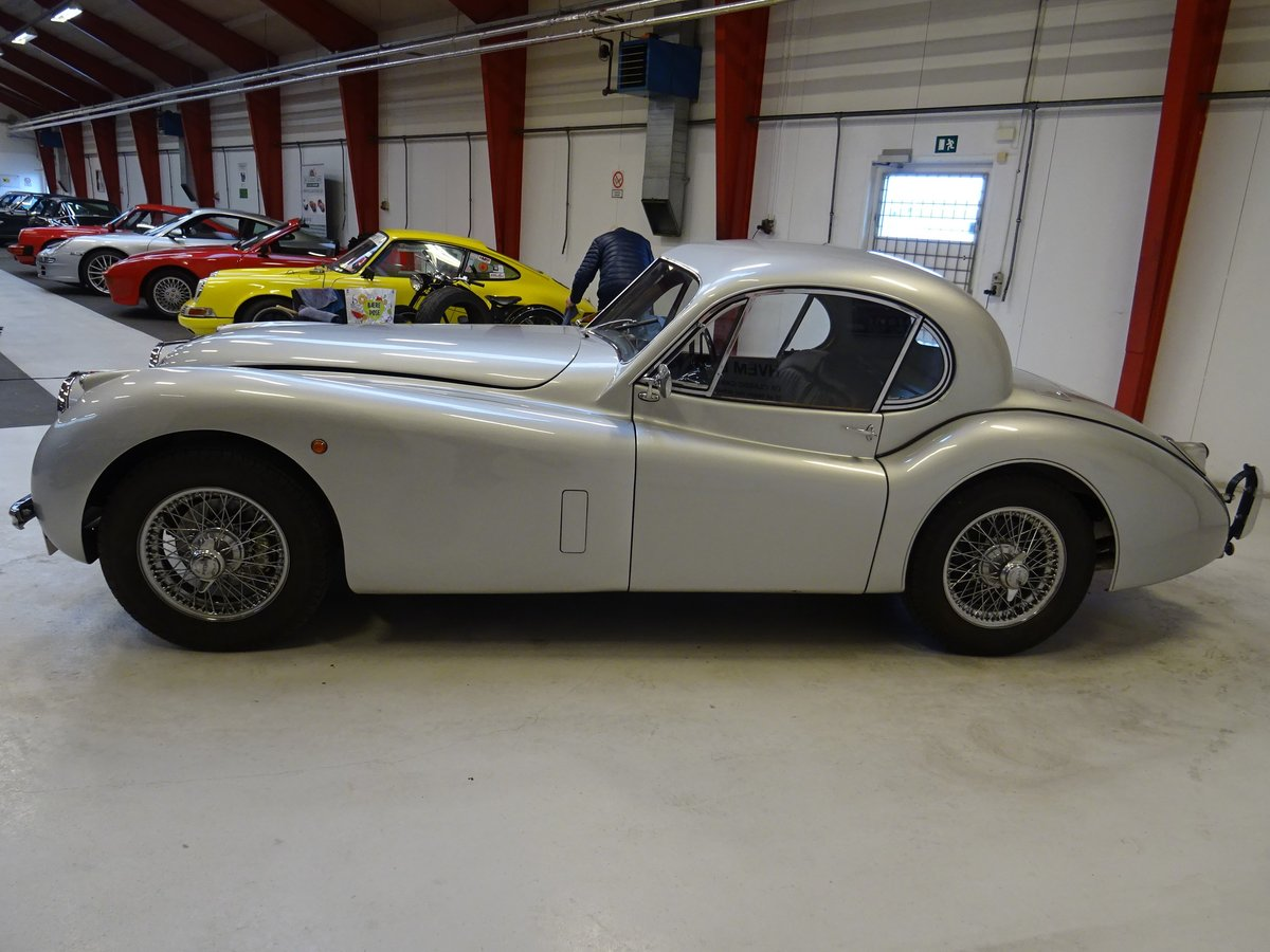 1951 Jaguar XK120 - Fixed-Head Coupe For Sale (picture 4 of 50)