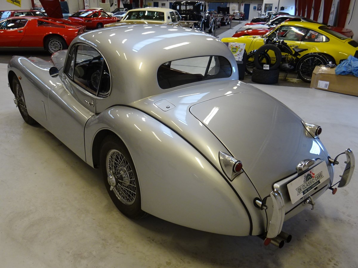 1951 Jaguar XK120 - Fixed-Head Coupe For Sale (picture 5 of 50)