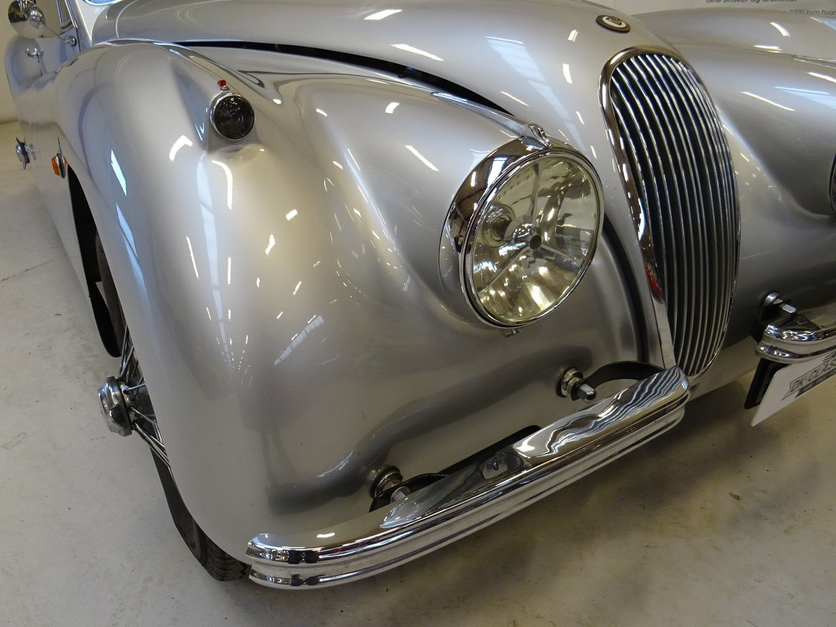1951 Jaguar XK120 - Fixed-Head Coupe For Sale (picture 9 of 50)
