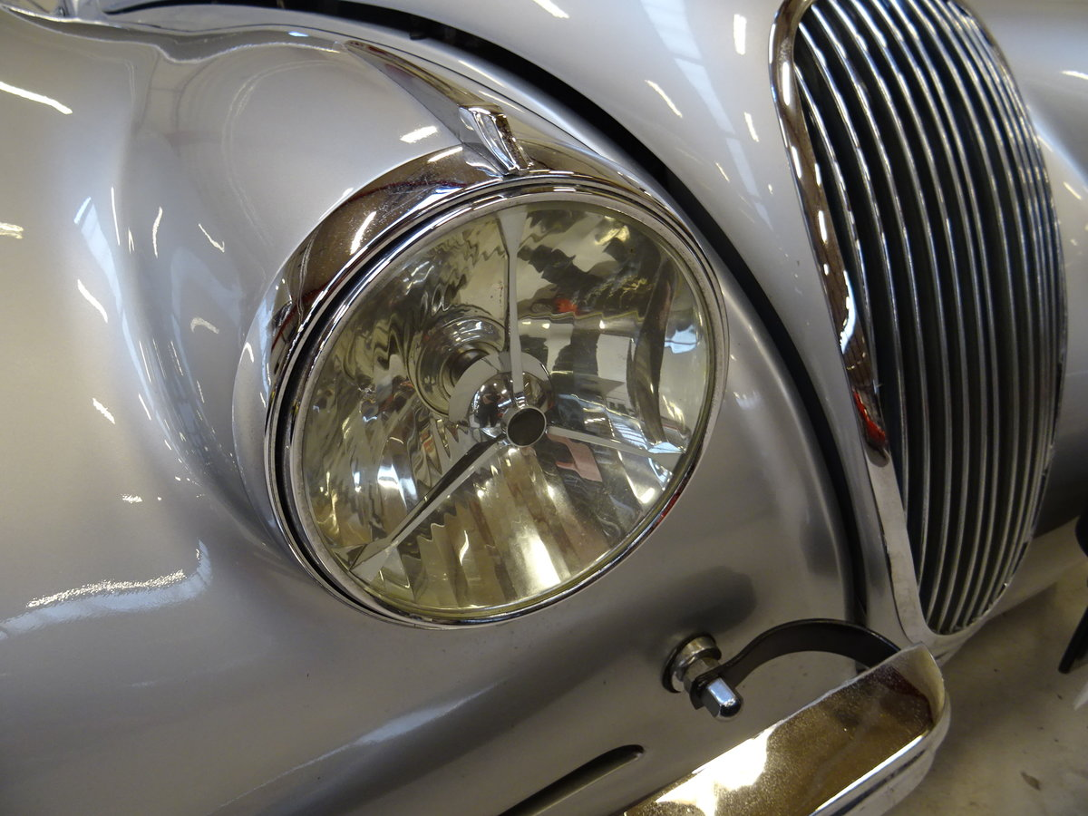 1951 Jaguar XK120 - Fixed-Head Coupe For Sale (picture 10 of 50)