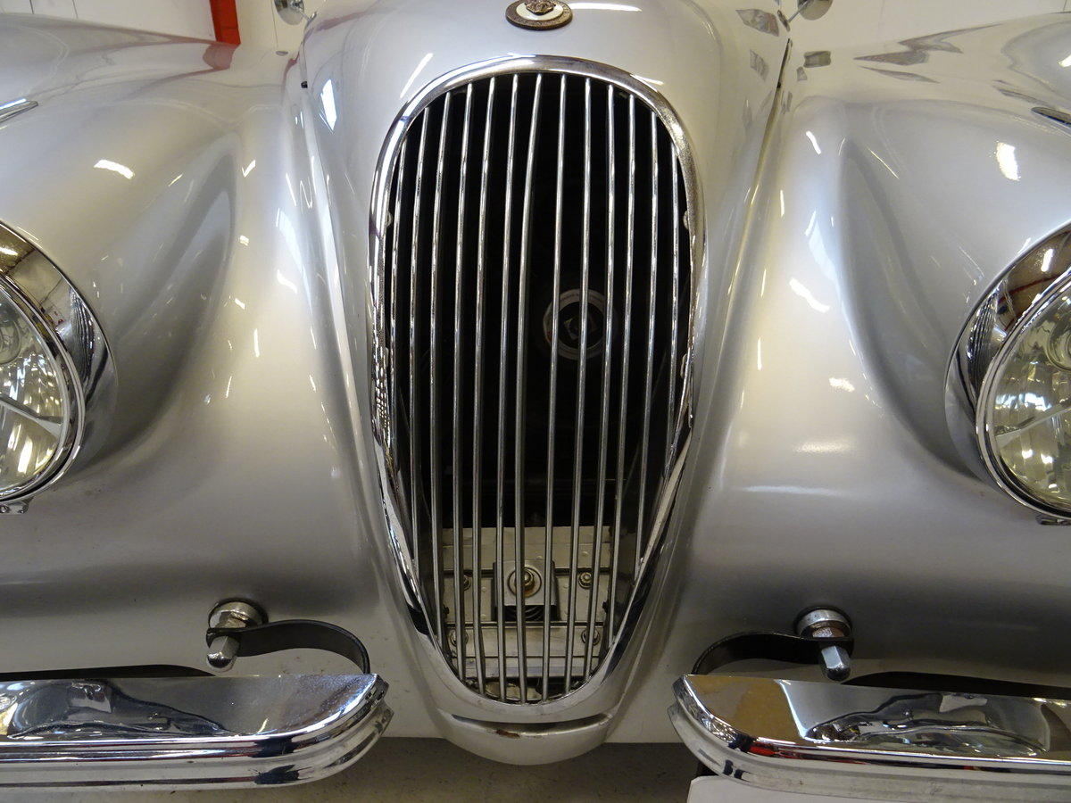 1951 Jaguar XK120 - Fixed-Head Coupe For Sale (picture 12 of 50)