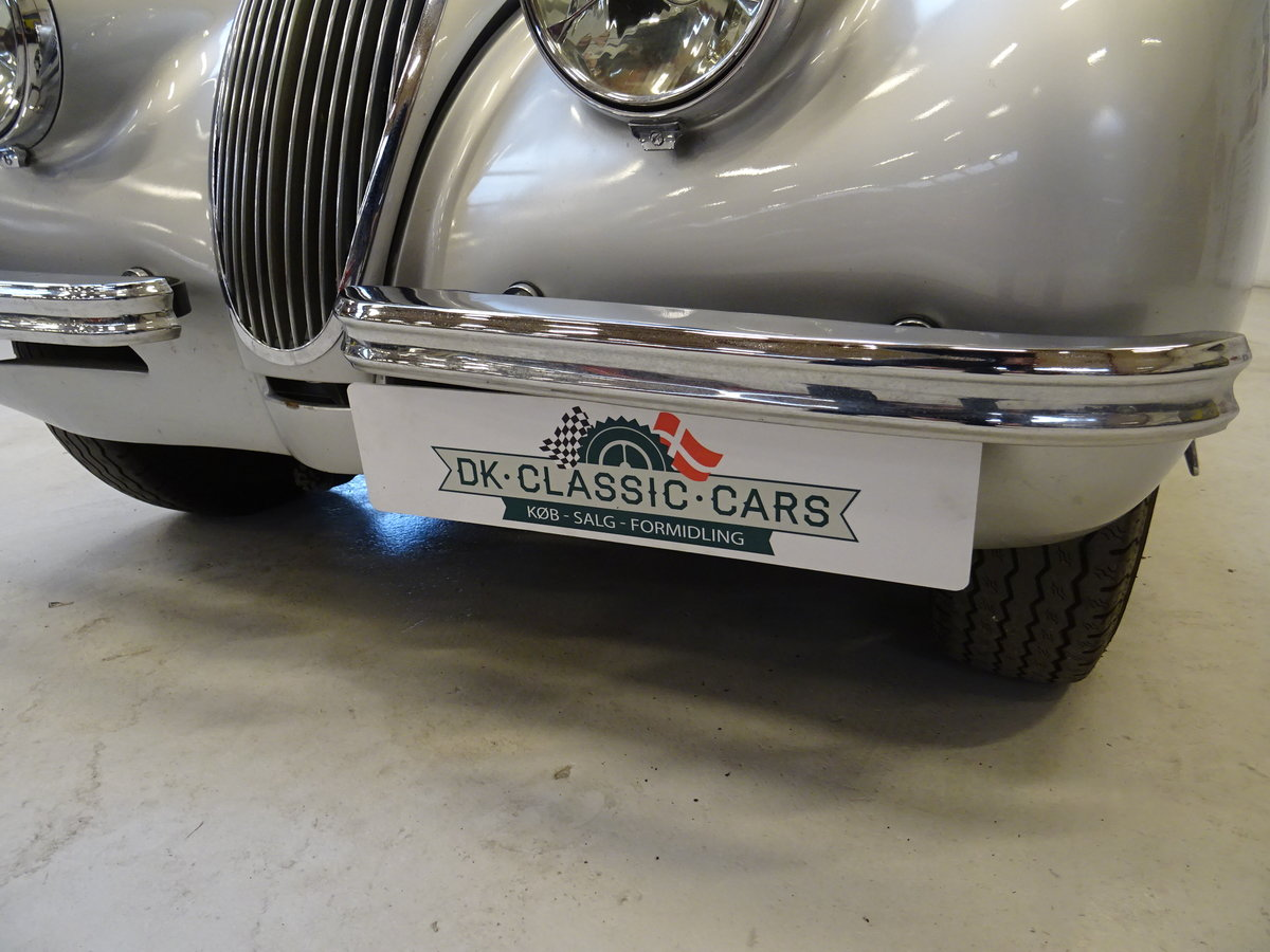 1951 Jaguar XK120 - Fixed-Head Coupe For Sale (picture 14 of 50)