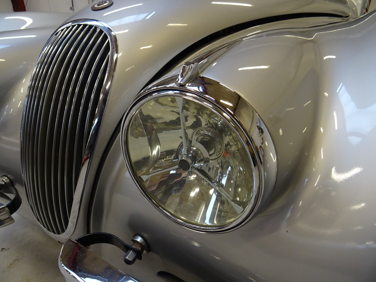 1951 Jaguar XK120 - Fixed-Head Coupe For Sale (picture 15 of 50)