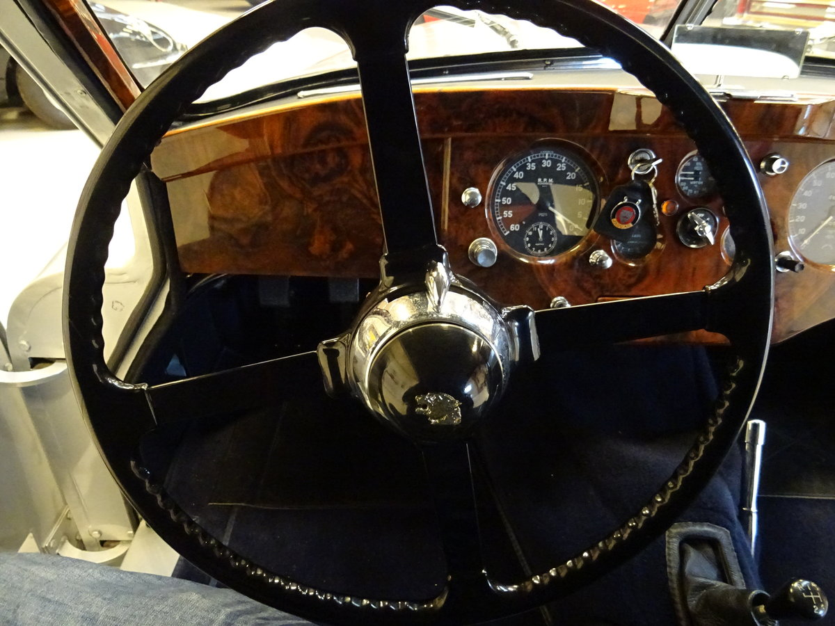 1951 Jaguar XK120 - Fixed-Head Coupe For Sale (picture 27 of 50)