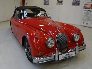 Picture of 1958 Jaguar XK150 S Drophead Coupe - 3 owners from new For Sale