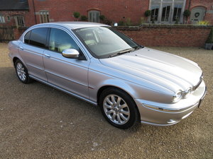 Picture of JAGUAR X TYPE 2.5 2002 17K MILES /28 KLM FROM NEW For Sale