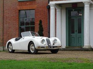 Picture of 1953 Jaguar XK120 For Sale by Auction