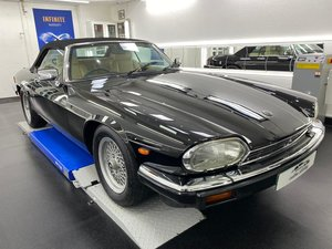 Picture of 1990 Jaguar XJS 5.3 V12 Convertible For Sale