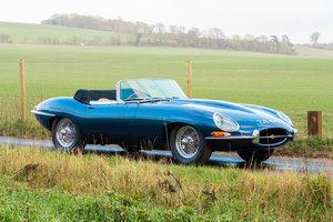 Picture of 1961 Jaguar E-Type Series 1 Roadster 'Flat Floor' - Restored For Sale
