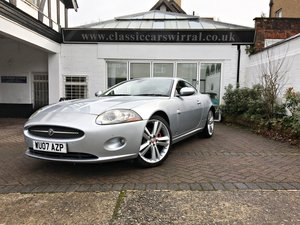 Picture of 2007 XK4.2 COUPE. FULL JAGUAR HISTORY For Sale