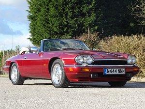 1995 Jaguar XJS 4.0 Celebration Convertible