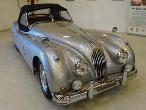 Picture of 1956 Jaguar XK140 SE OTS For Sale