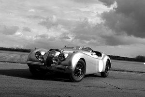Picture of 1950 Jaguar XK120 Aluminium OTS For Sale