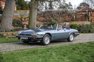 Picture of 1990 Jaguar XJS 5.3 Convertible For Sale