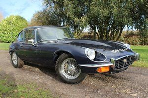 Picture of 1972 Jaguar E type Series 3 V12 Manual For Sale