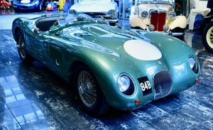 Picture of 1989 1952 JAGUAR C TYPE PROTEUS RECREATION. For Sale