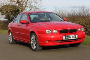 Picture of 2002 Jaguar X Type 2.5 Sport 'Michael Owen Special' 36,000 Miles For Sale